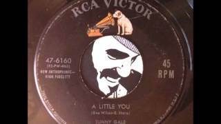 Sunny Gale - A Little You (Rca Victor)