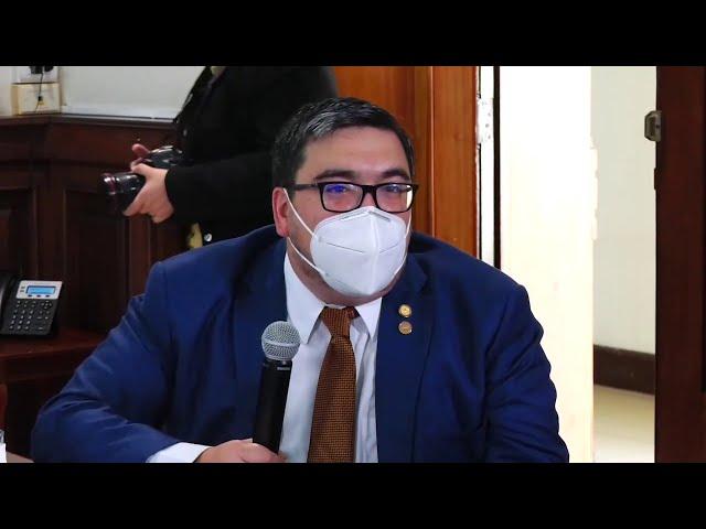 Participación del Ministro Alberto Pimentel Mata en reunión de EITI