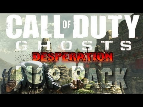 "Ghosts Map Pack: ""Desperation"" Live Complaining"