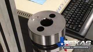 TSP Eagle Cam Laser Etching