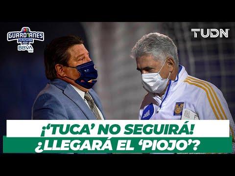 ¡Adiós al 'Tuca'! Miguel Herrera sería su posible reemplazo en Tigres   TUDN