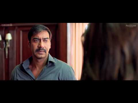 Drishyam ~Official Trailer, Starring Ajay...