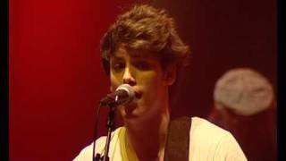 Bastian Baker - I'd sing for you - Live (first show)