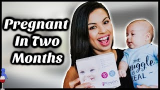How To Get Pregnant Faster in 2019 / Best Products And How To Use Them
