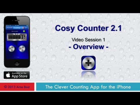 Cosy Counter 2.1 - Overview (EN)