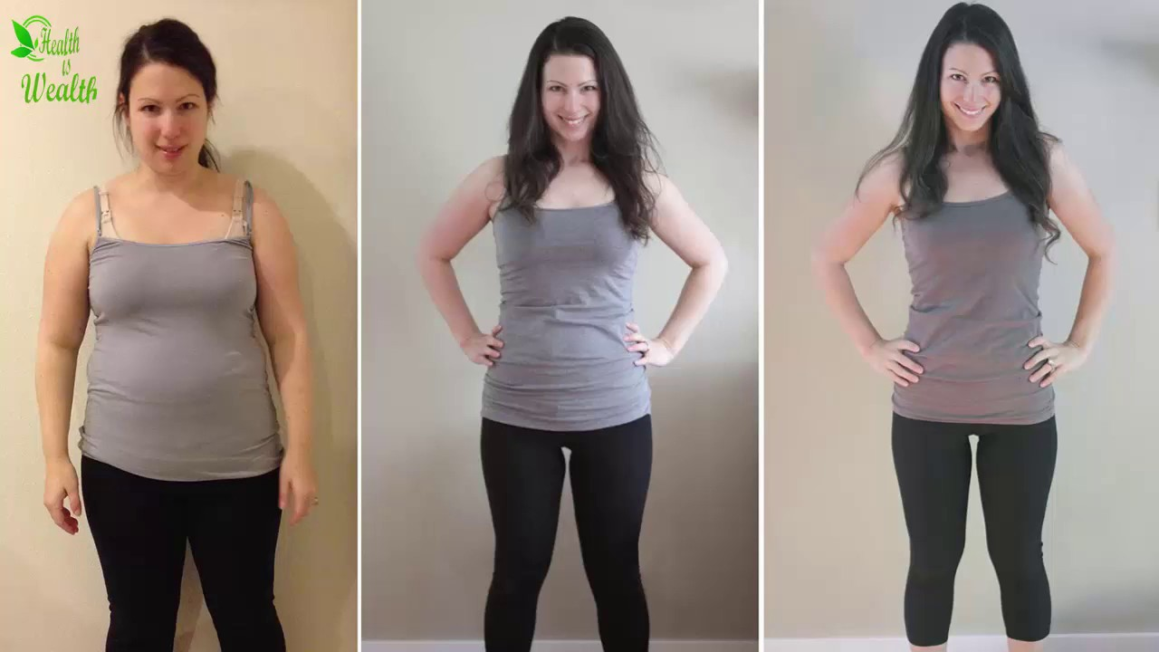 How This Woman Went From 85kg To 54kg In 2 Months Only