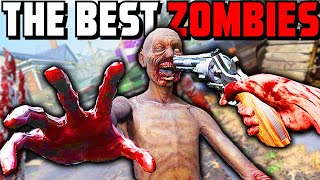 Walking Dead VR Has The Best Zombies I've Ever Seen