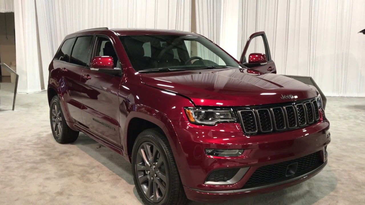 2018 jeep grand cherokee high altitude youtube. Black Bedroom Furniture Sets. Home Design Ideas