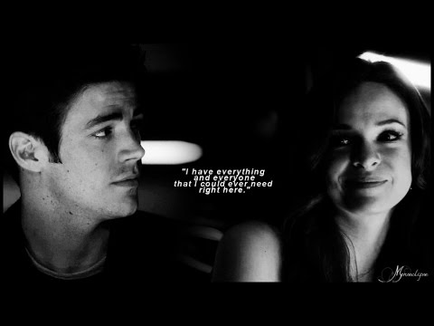 """Barry & Caitlin    """"together We Can Do Anything"""""""
