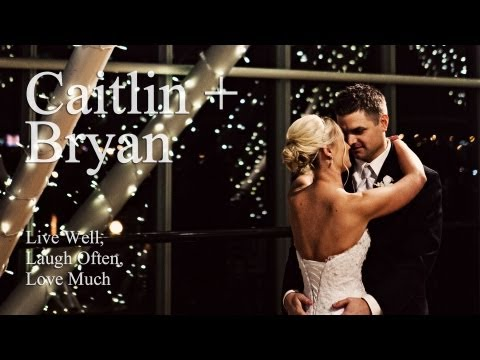 World Trade Center Portland - Bryan + Caitlin's Wedding Video