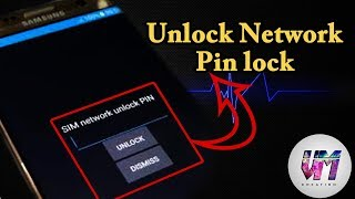 | unlock | network pin lock |  tamil | tutorial 2018 |