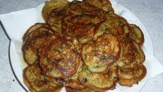 Картофельные Оладьи с Приправами