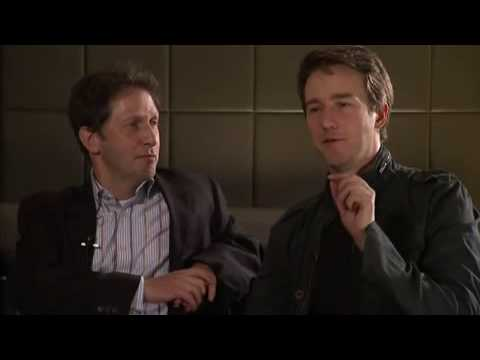 Edward Norton & Tim Blake Nelson talk about