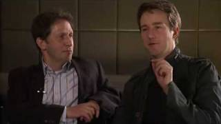"Edward Norton & Tim Blake Nelson talk about ""Leaves of Grass"""