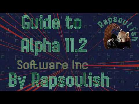Guide one to Software Inc. Alpha 11.2 | Doing multiple contracts at the same time.