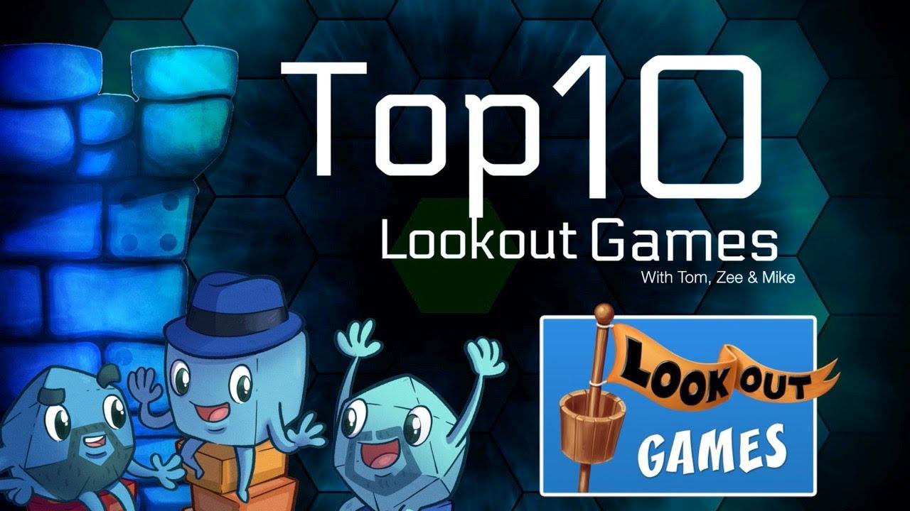 Top 10 Lookout Games