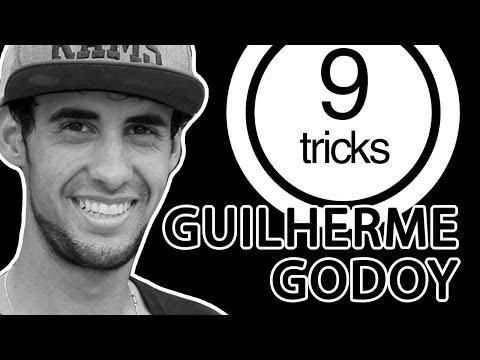 Nineclouds Skateboards | 9 Tricks - Guilherme Godoy