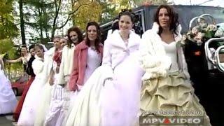 Парад невест в Санкт-Петербурге