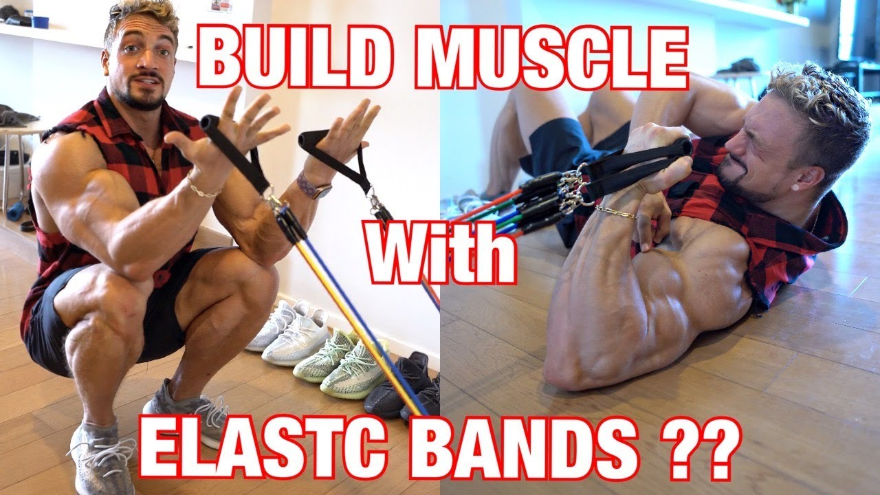 Can You Make Gains With Elastic Bands Youtube