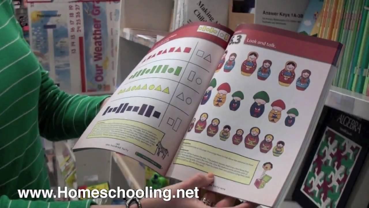 Singapore Earlybird Kindergarten Math - YouTube