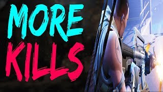 Fortnite Battle Royale How to GET MORE KILLS in the Game - GET MORE HEADSHOTS GUARANTEED