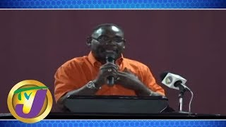 TVJ Midday News: PNP Name Wolmer's Boys Principal as Candidate for St James - May 27 2019