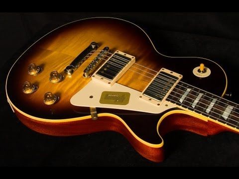 Gibson Custom Shop 2013 Historic 1958 Les Paul VOS  •  SN: 83481
