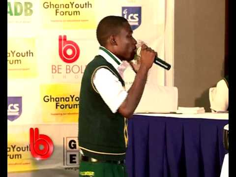 BE BOLD GHANA YOUTH FORUM
