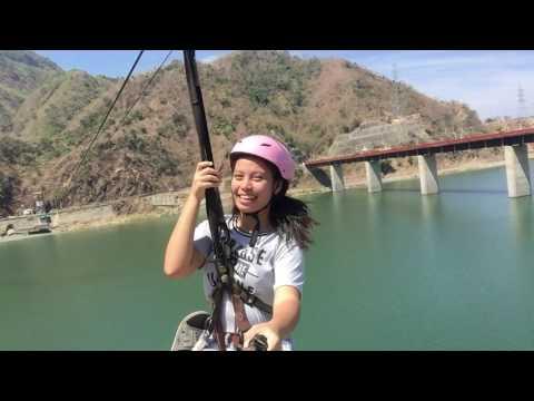 Quirino Bridge ZipLine,  Ilocos Sur /  May 9, 2017
