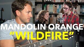 "Guitar Teacher REACTS: MANDOLIN ORANGE "" Wildfire"" LIVE 4K"