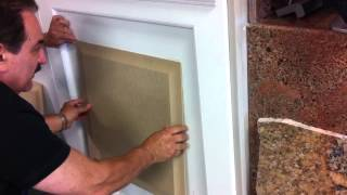 Installing Wainscoting Wall Panel Made Easy