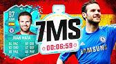 HUGE DISCARD ONCE AGAIN!! FLASHBACK JUAN MATA 7 MINUTE SQUAD BUILDER!! - FIFA 20 ULTIMATE TEAM