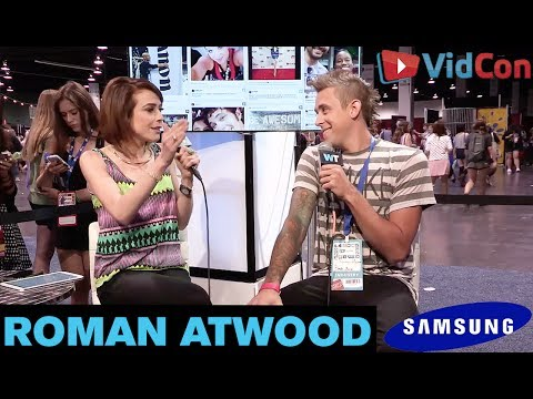 Roman Atwood on PEEING on COPS & Going To Court! | #VIDCON2014