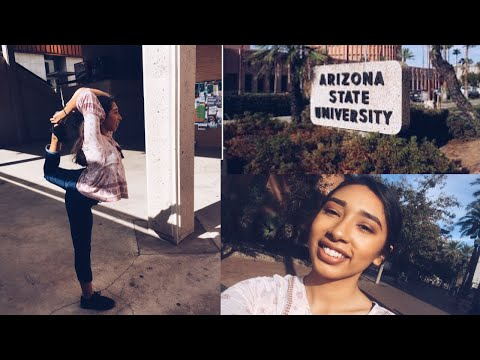 Visiting Arizona State University !