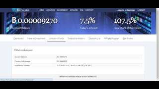 Nueva Pagina De Inversion Minimo 10.000 Satoshi