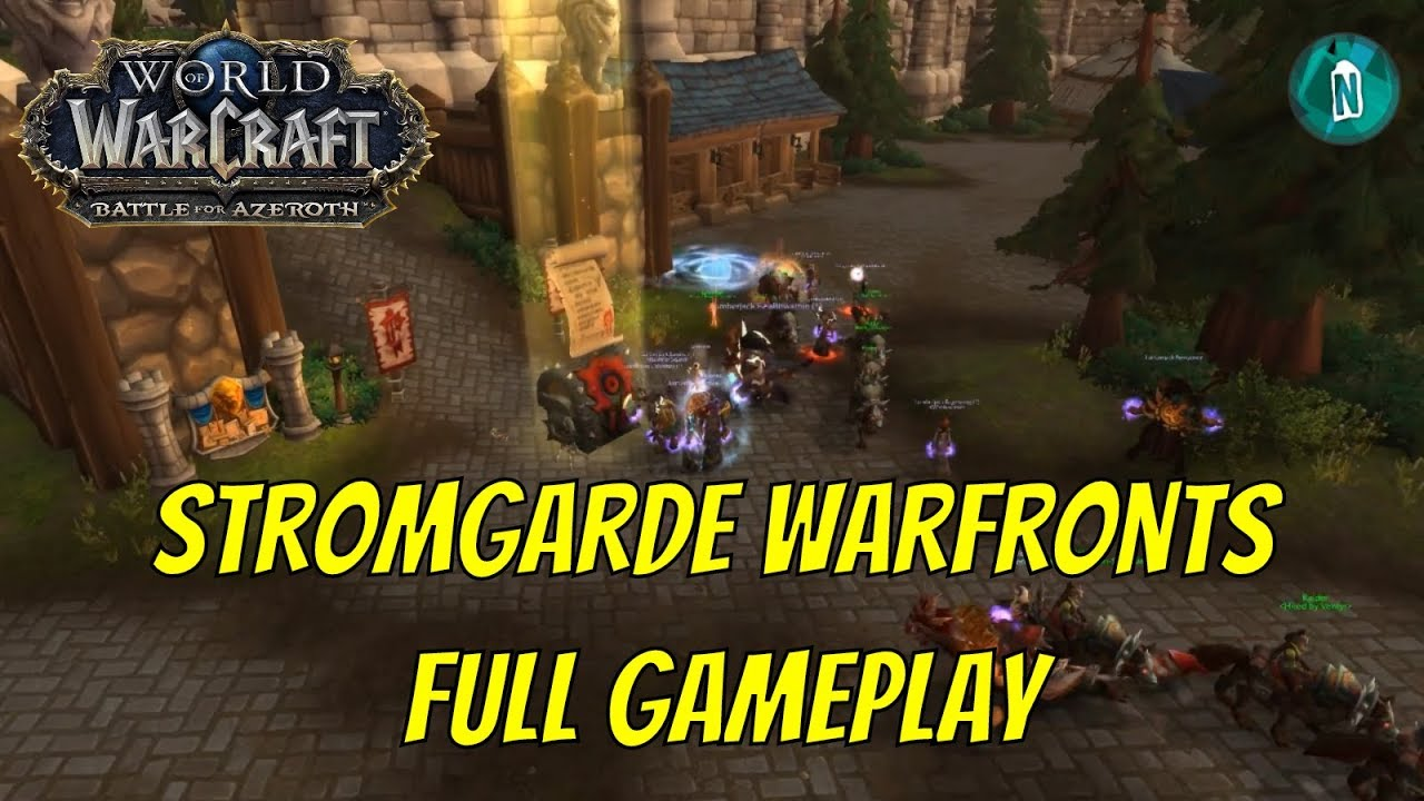 how to play warfronts wow