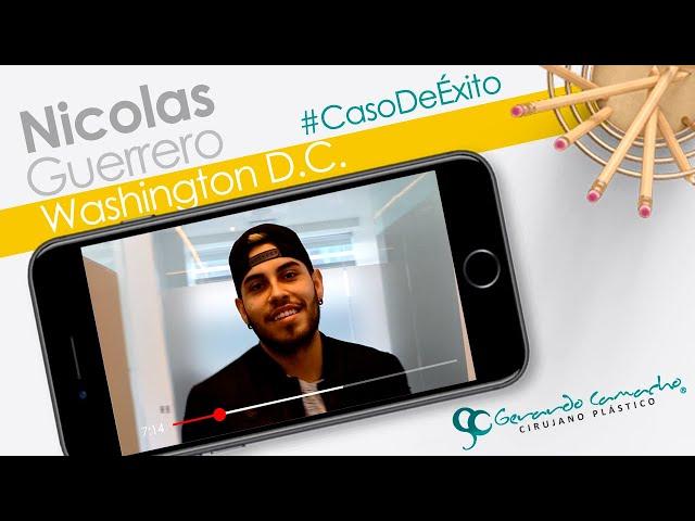 Testimonios de Cirugía Plástica Hombres Bogotá - Colombia