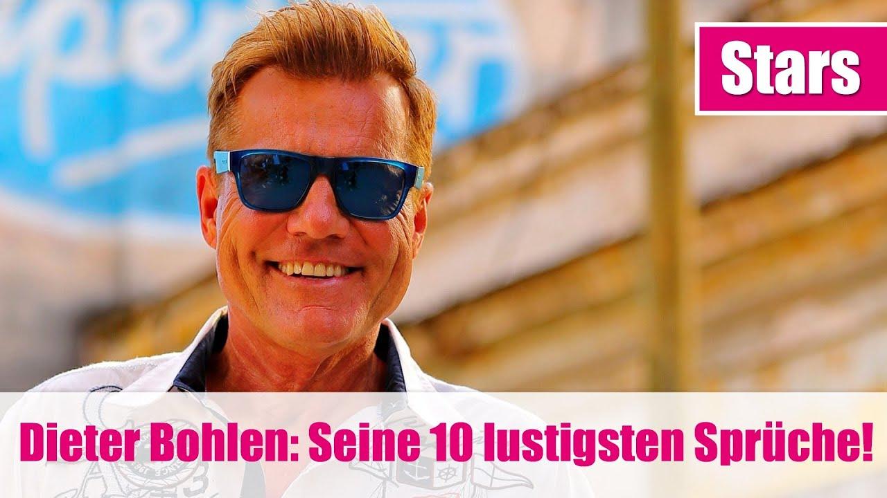 Sprüche Dieter Bohlen