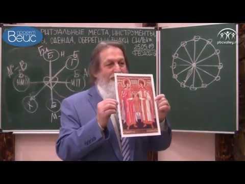 На чём строится ритуальность - В.М.Бронников-Феклерон