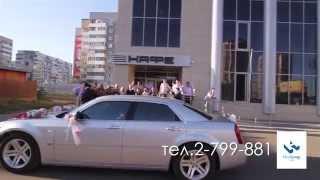 Аренда Chrysler 300C в Казани, серебристый