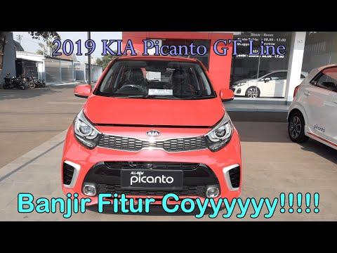 2019 Kia Picanto GT Line (In-Depth Tour)