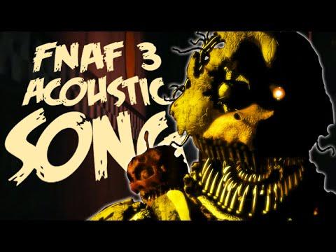 NateWantsToBattle: Nightmare [ACOUSTIC] FNaF Song