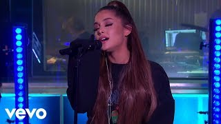 Ariana Grande performs No Tears Left To Cry in the BBC Radio 1 Live...