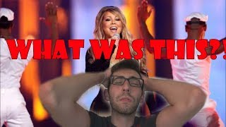 Mariah Carey - VH1 Hip Hop Honors Performance REACTION