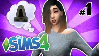 MOVING INTO THE CITY | Sims 4: A Date With Death #1