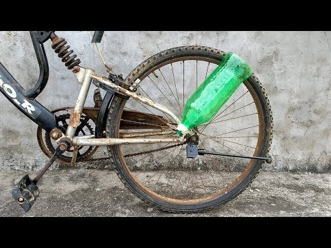 How To Make Bicycle Bike Sound Like KTM Duke MotorCycle BIKE