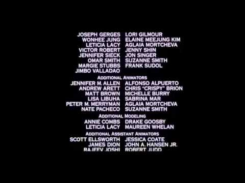 South Park The Movie, End Credits