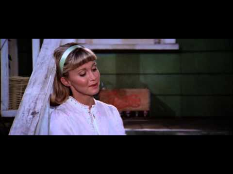Grease - Hopelessly Devoted to You [1080p] [Lyrics]