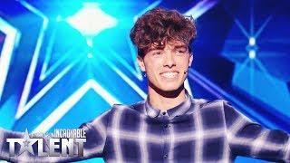 Donovan - France's Got Talent 2017