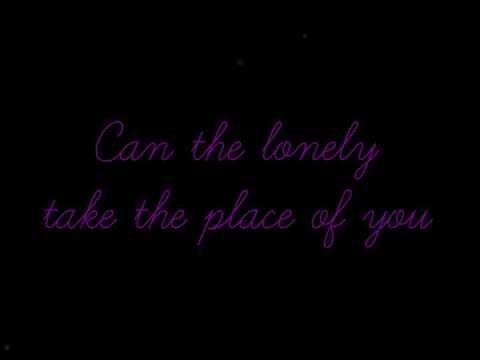The Lonely - Christina Perri Lyrics